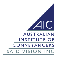 AAEAAAustralian Institute of Conveyancers Logo