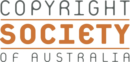 Copyright society of australia logo