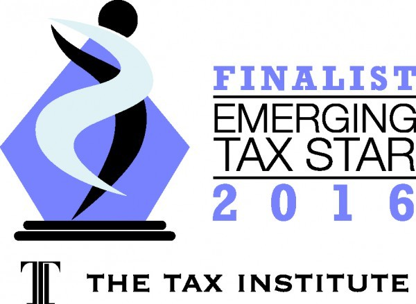 FINALIST - Emerging Tax Star CMYK
